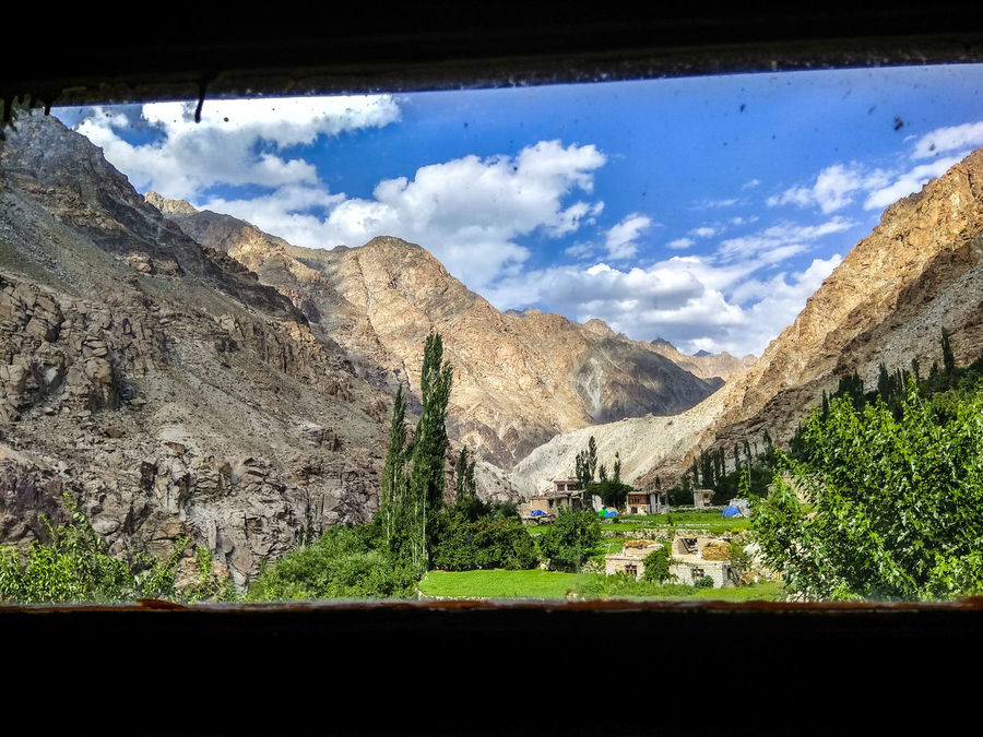I want to wake up every morning with these mighty beautiful views. Getty Images Nature Nature Photography Photography Photooftheday View From The Window... Mountain Kashmir Photography Lovers Landscape Nature On Your Doorstep Cloud - Sky Day Sky Nature Outdoors No People Grass