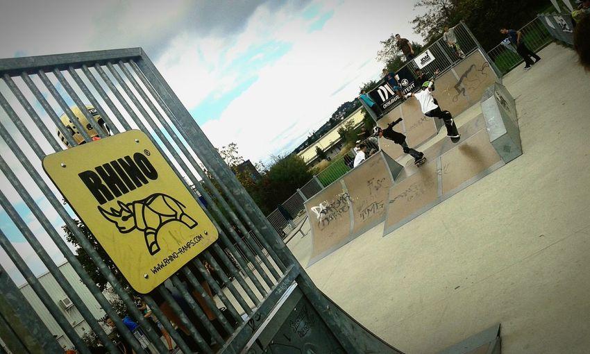 Skateboarding Tricks Czech Contest Contestday Skate Skatepark Skater Saturday Winner