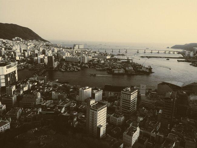 Memery On The Road Mobilephotography Korea VSCO Love Enjoying Life Hello World Enjoying The View Sea Cityscapes