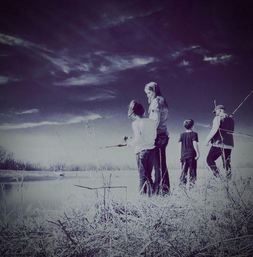 Original Experiences Fishing with papa