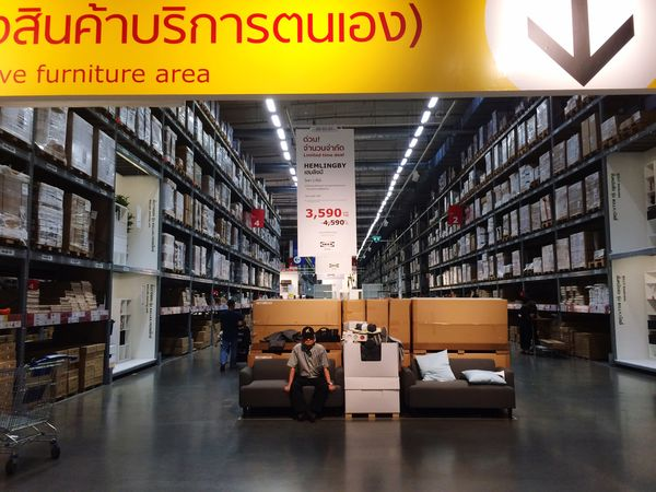 IKEA Thailand Indoors  Furnitures Stocks EyeEm Best Shots Taking Pictures Taking Photos