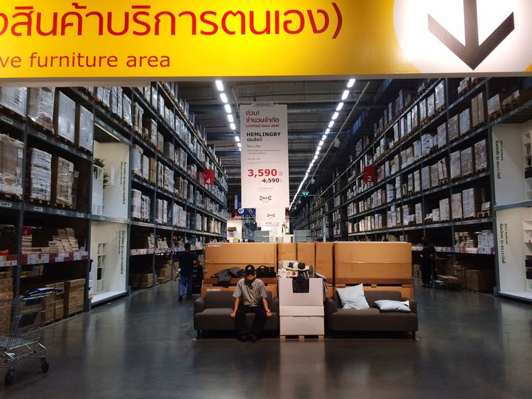 IKEA Thailand Indoors  Furnitures Stocks EyeEm Best Shots Taking Pictures Taking Photos