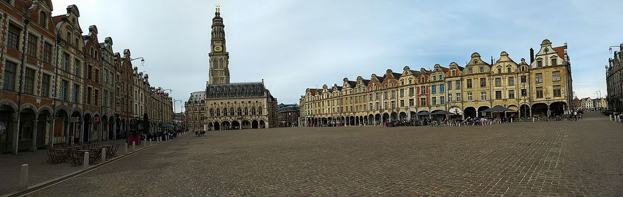 square Arras, France Arras France Square City Cityscape History Sky Architecture Built Structure