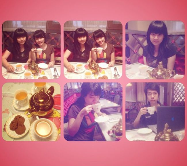 had a Dinner Time with my Bff Nice Meal Hangout