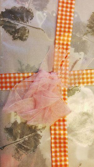 Homemade Geschenk Geschenkidee Geschenkband Geschenkpackung