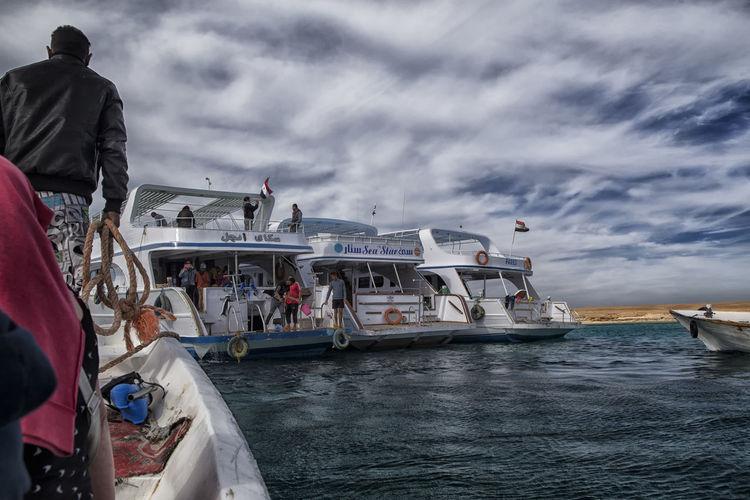 Boats Egypt Hurghada Hurghada, Egypt, Summer, Sun, Boats, Travel, Entertainment, Holidays, Discotheque Nautical Theme Nautical Vessel Paradise Island Paradise Island,Hurghada,Egypt Water