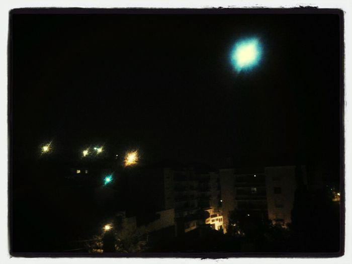 just a full moon night