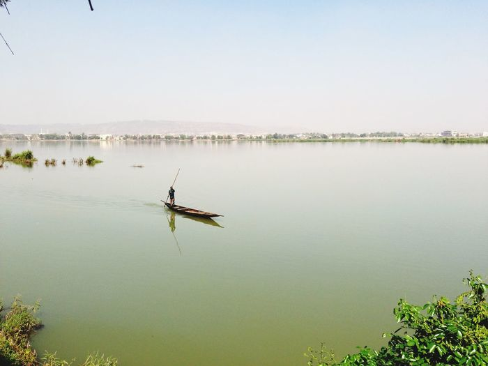 River Niger in