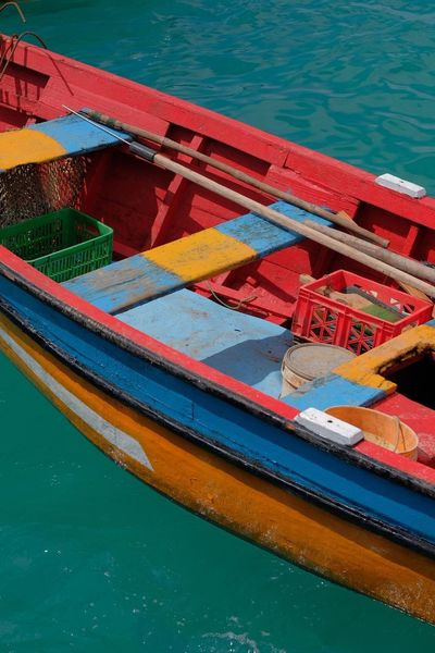 Fisherboat This Week On Eyeem Travel Photography The Week on EyeEm Cabo Verde Nautical Vessel Moored Nature Multi Colored Pier Red Sea Outdoors Sunlight EyeEmNewHere
