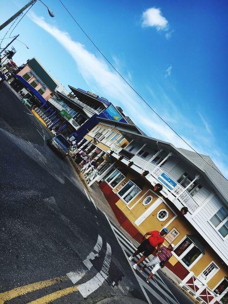 Caymanislands Cayman Island Carribean Carribean Sea Love Town Georgetown Shop Sky Blue Sky
