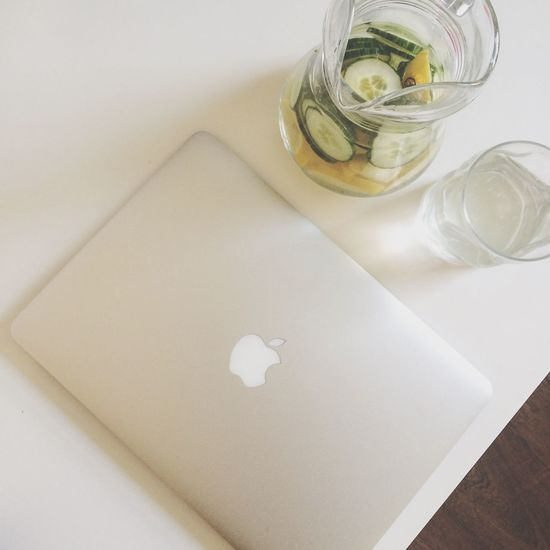 MacBook Water Detox