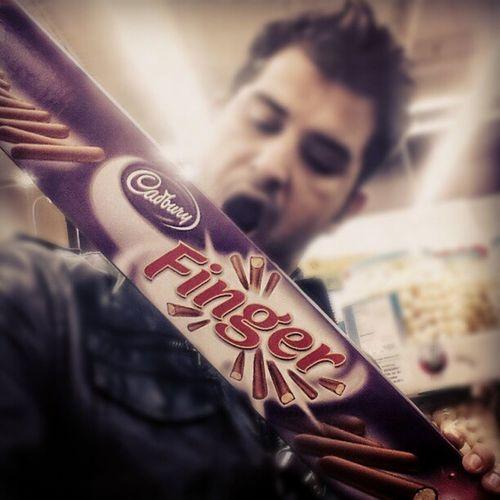 Raawwr! Cadbury Chocolate BigAndLong Candy