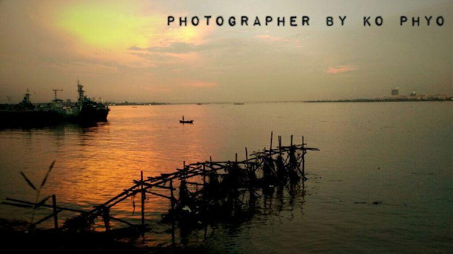 river outdoors battleships sunset landscape relaxing lenovo vibe shot mobile