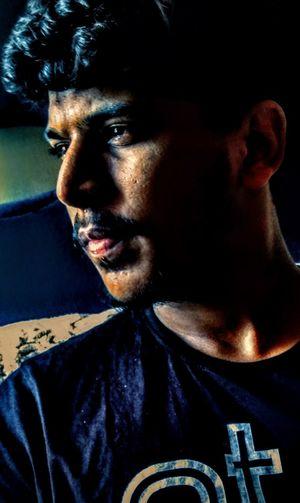 tollywood hero Tollywood Tamil Movie EyeEm Best Shots EyeEmNewHere EyeEm Nature Lover EyeEm Selects EyeEmBestPics EyeEm Indiapictures Indian BombayDiaries Light Portrait Men Males  Human Face Handsome Close-up Demon - Fictional Character