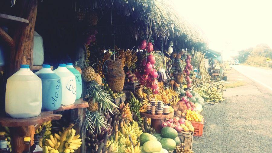 Fruits Fruits ♡ Fruit Photography Ecuador Nature Photography Ecuador♥ Guineo & Papaya • Mis Favoritas ! Frutas Tropicales Hanging Day Outdoors No People Sky EyeEm Nature Lover Eye Em Best Shots - Nature EyeEmNewHere