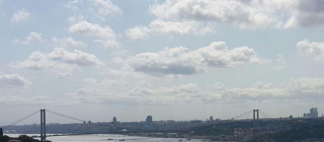Istanbul - Bosphorus Istanbul #turkiye Istanbul #bogaz The Bosphorus