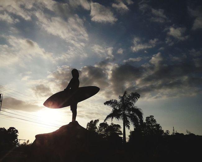 """Aventura "" Montañita,Ecuador Ecuador🇪🇨 EyrEmNewHere Surfer Adventures In The City Creative Space"