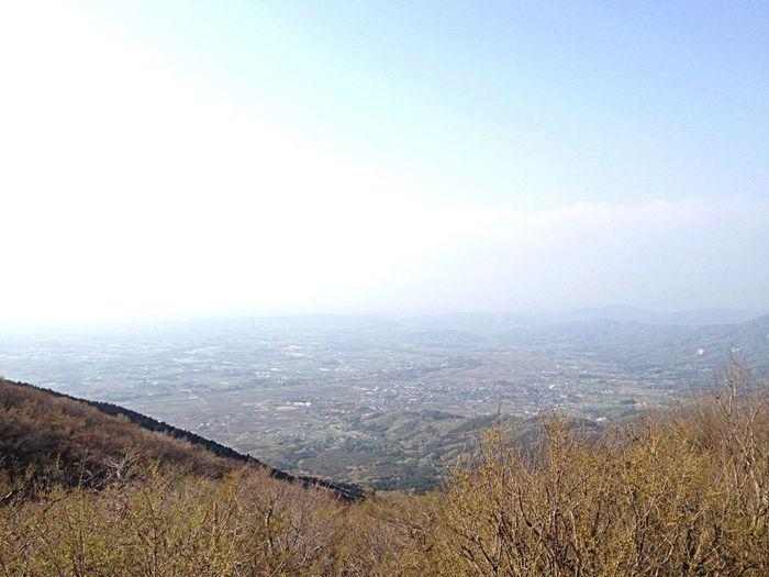 Nature Mountains Landscape Japan