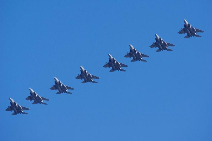 航空自衛隊 航空祭 F-15