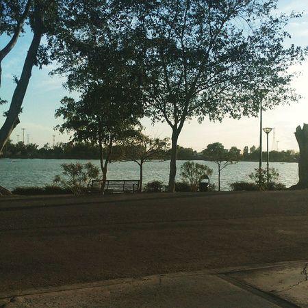 Laguna del Nainari Cdobregonsonora Paisaje Sonora Paseo Airelibre Relaxing