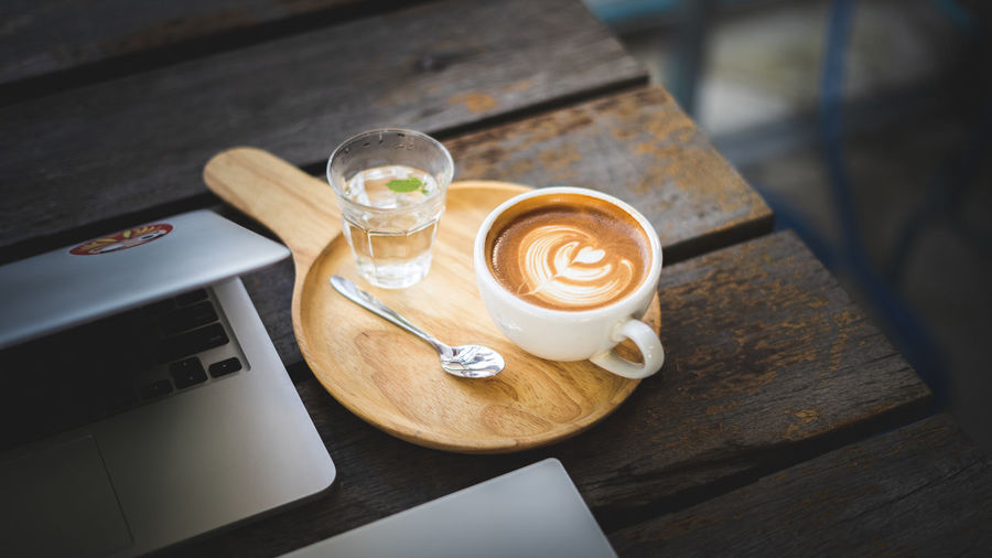 coffe latteart