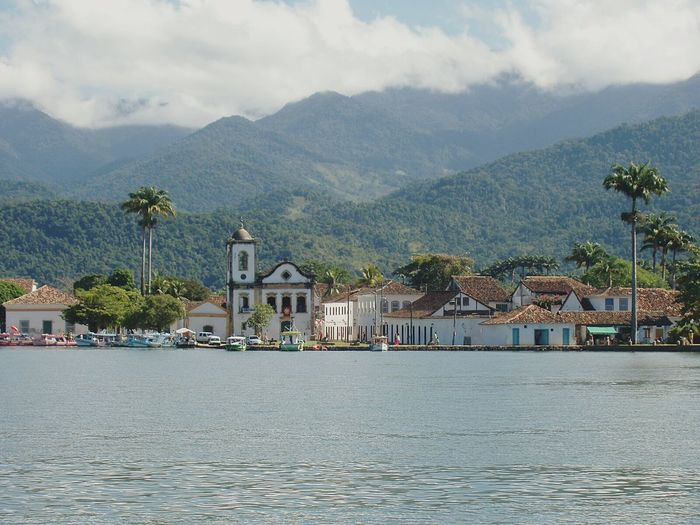 Paraty Paraty- Rj Litoralcarioca Travel Travel Photography Village View Sailboat Fishermanvillage Arquitetura Colonial ExploringBrazil From The Sea EyeEm Gallery The Great Outdoors - 2016 EyeEm Awards