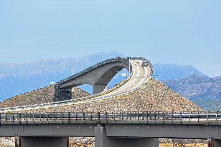 Typical bridge