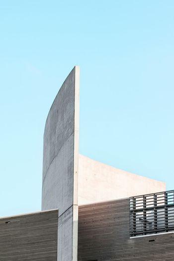 Bremerhaven DeutschesAuswandererHaus Architecture Architektur Urban Geometry Urban Lines Minimalism Concrete Wood Blue The Graphic City