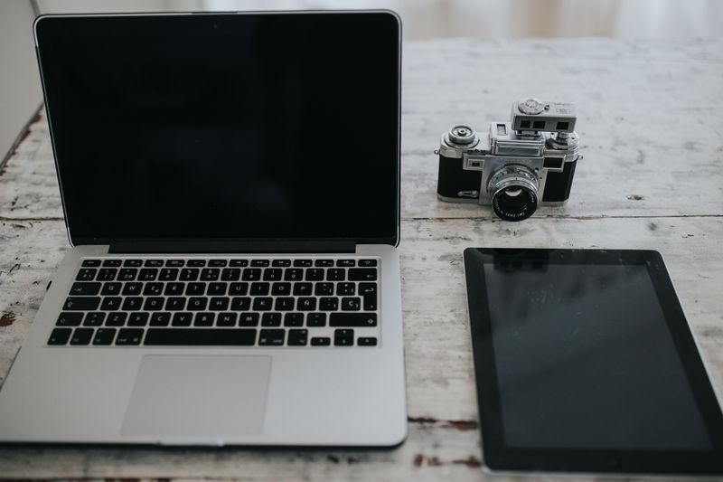 Blank Camera -