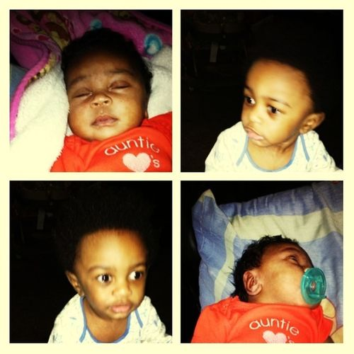 My Neice And Nephew