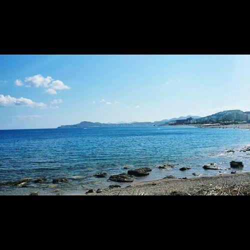 Sommer in Rhodos ? Sommer Nature Sun Sommer2014 Sommerholiday😉👍 Sommer Sonne Sonnenschein :P