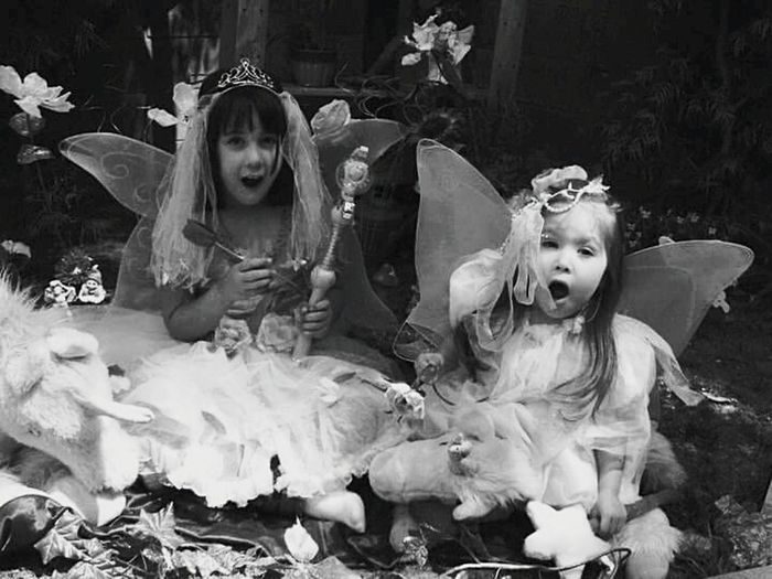 Creative Light And Shadow Blackandwhite Photography Black And White Collection  Children Photography Children At Play Where Fairies Live Looks Like Little Fairies Fairiesplay Playing With Filters Fantasy Photography Secret Garden Dressing Up Fairy World The Innocence Of A Child Childhood Full Of Imagination  Pretendplay Pretendphotoshoot Pretending Childs Play Childsplay Outdoors Magical Place Little Fairies Flower Fairy