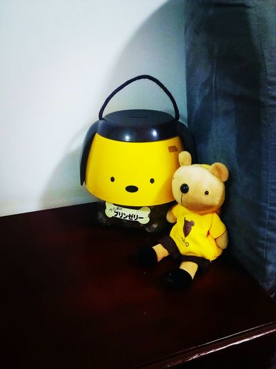Childhood Toy Yellow First Eyeem Photo Paint The Town Yellow