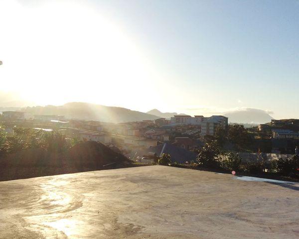 Enjoying The Sun Taking Photos Hello World