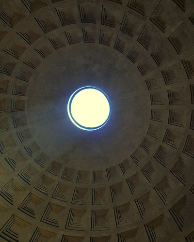 Religion Spirituality Place Of Worship Circle Architecture History Travel Destinations Built Structure No People Cupola Ancient Moving Around Rome