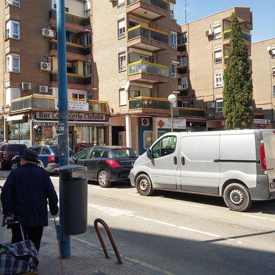 Calle Mendiguchia Leganés Madrid