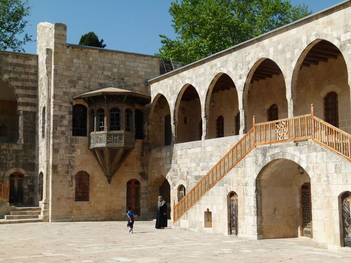 Architecture Arch Built Structure Building Exterior Building Day History The Past Outdoors Real People Nature Travel Destinations Sunlight Old Travel Place Of Worship Lifestyles City Tourism Architectural Column Arched Courtyard
