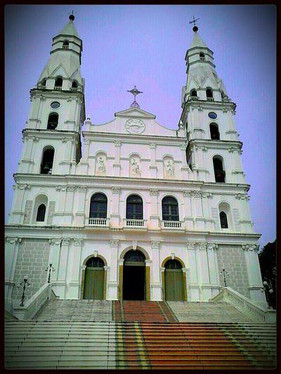 Igreja / preĝejo Nossa Senhora das Dores en Porto Alegre/RS Brasil Arquitecture Igrejas Arquitetura Preĝejoj