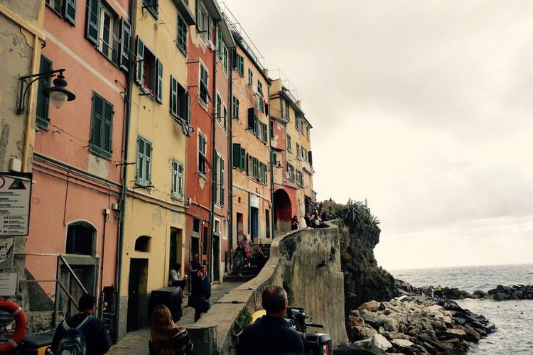 五渔村 Built Structure Italy