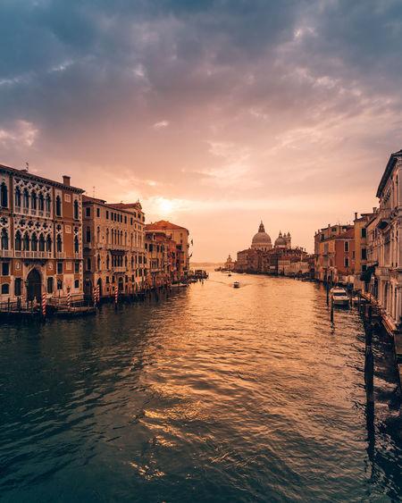 Enter Venice