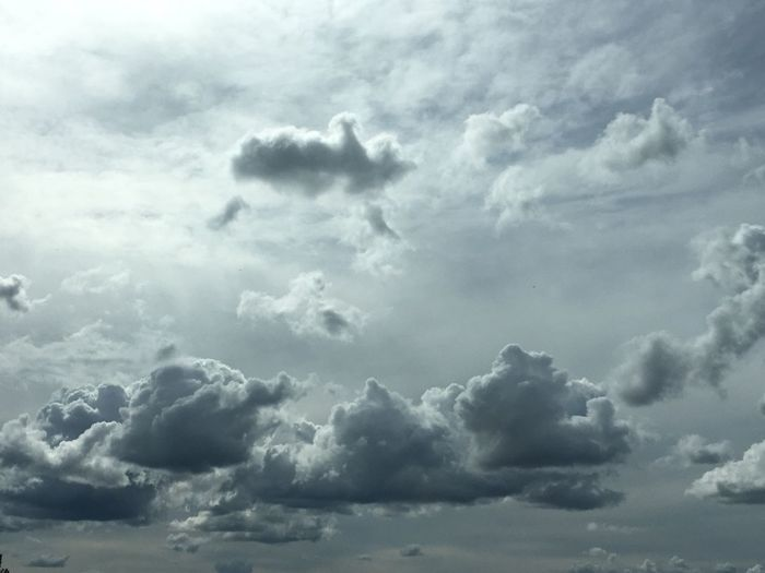 Cloud - Sky Sky Nature Beauty In Nature Cloudscape No People Outdoors Sweden
