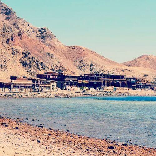 Road Side View The Traveler - 2015 EyeEm Awards Travel Traveling Travel Photography Blue Hole Dahab Egypt