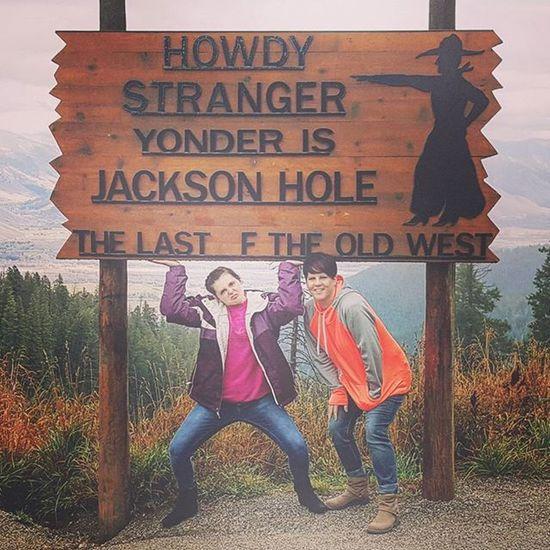Jacksonhole Cold Yellowstonenationalpark Lex @l.e.x.73