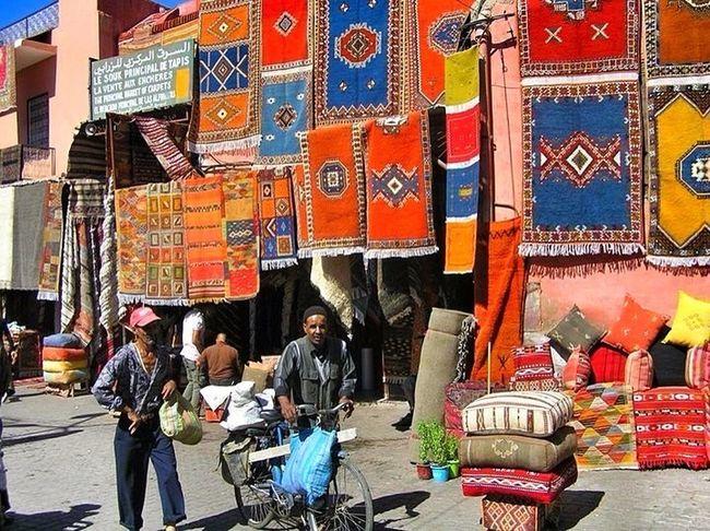 Marrakesh Carpet Paseos Por Marrakech Marrakech