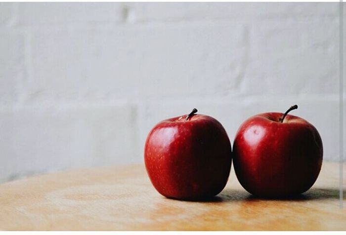 Good Morning EyeEm Whats For Breakfast? Twoapples Red Keepinghealthy Stayingfit
