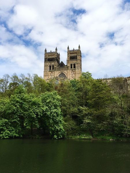 The North East Riverside River Wear River View Durham City Durham Durham Cathedral Spring Has Arrived Medieval Architecture Cathedral River Neighborhood Map