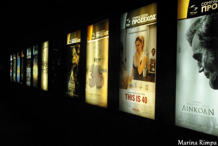 Movies Movie Posters The Purist (no Edit, No Filter) Thessaloniki