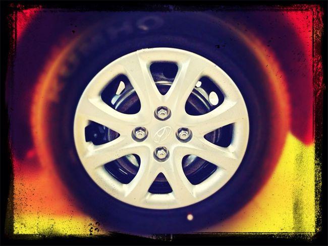 Llanta Circulo Tire κουράζω