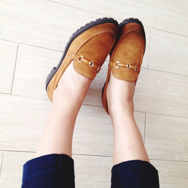 Shoes Brown Loveshoes Oldfashion Autumn