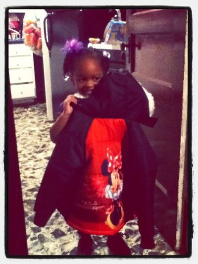 My Niece Been Silly